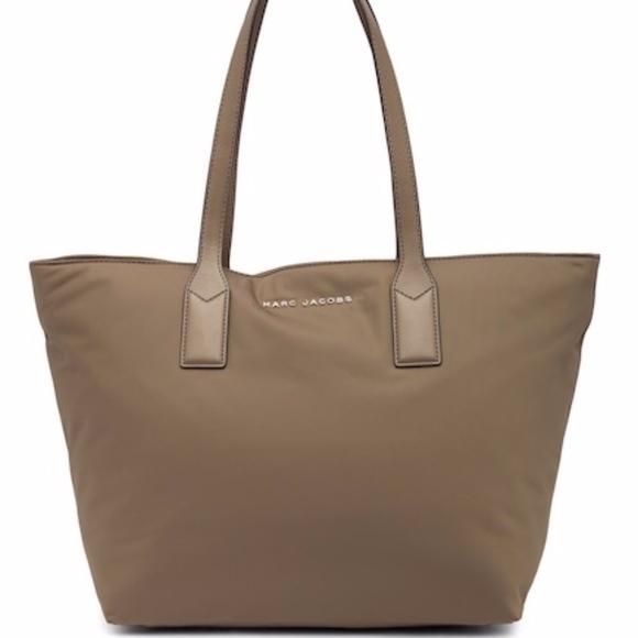 ce7c9e475922 Marc Jacobs Nylon Wingman Tote Bag